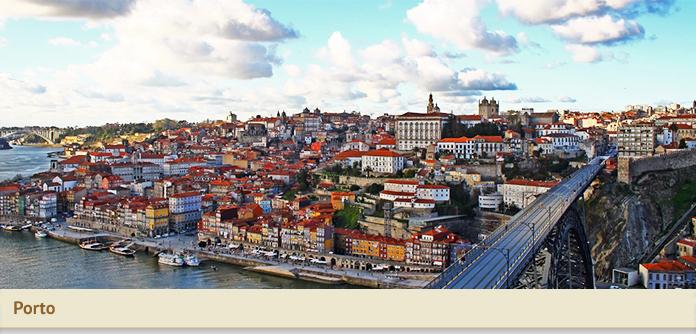 Porto considerado o melhor destino emergente da Europa
