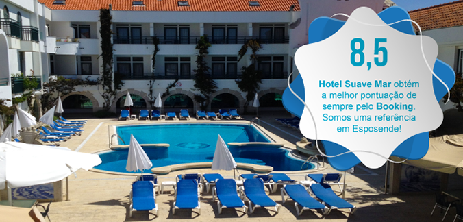 Booking - Hotel Suave Mar